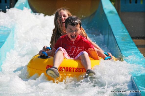 theme-park-waterslide