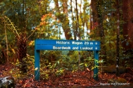 springbrook-national-park-signs